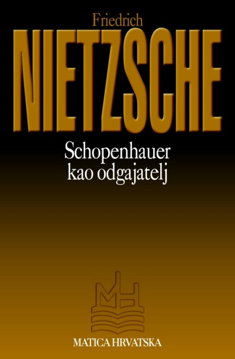 PAR-FILOZ-27-Friedrich Nietzsche-Schopenhauer kao odgajatelj_large