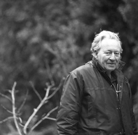 Gregory Bateson, at home in Ben Lomond, California, 1975