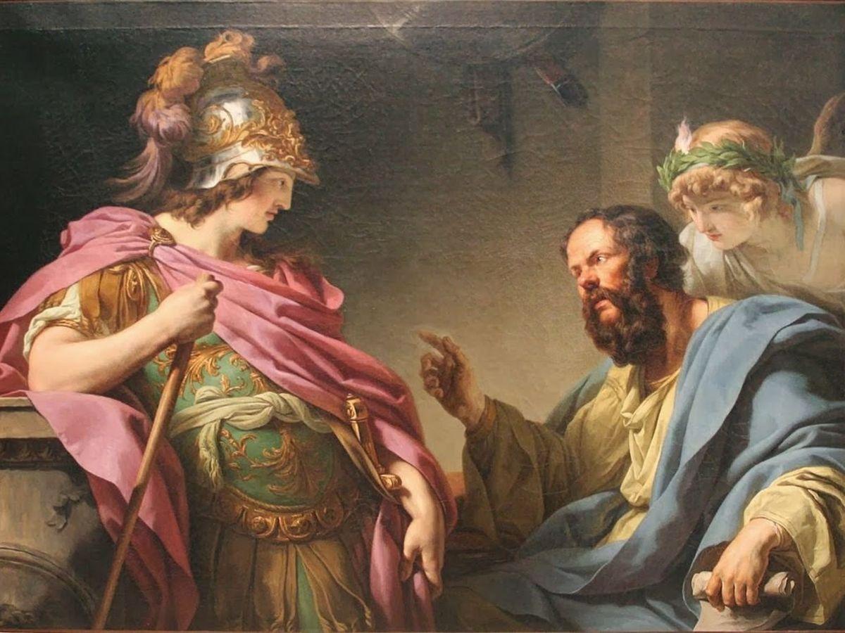 obrazovanost za politiku? (ulomak iz Platon, Alkibijad)