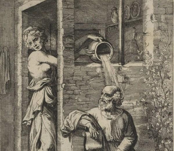 Ksantipa? (ulomak iz Giovanni Reale, Sokrat)