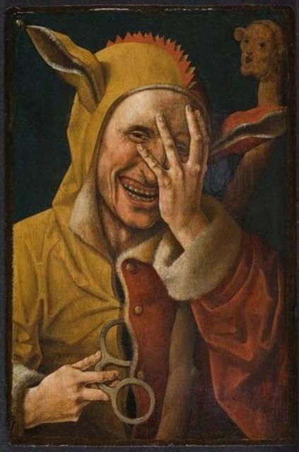 logika smijeha? (ulomak iz Arthur Koestler, The Act of Creation)